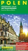 Höfer Polen PL006 Mittelschlesien - Fraustadt /Breslau /Oppeln/1 : 200 000