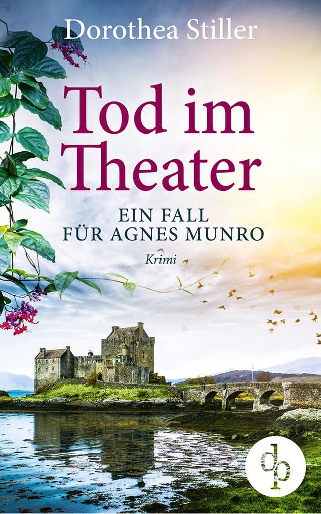 Tod im Theater als eBook