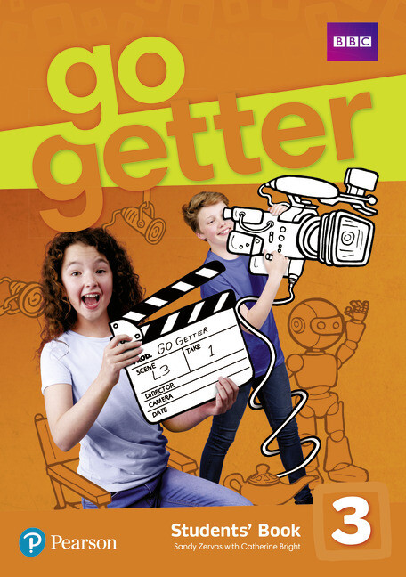 GoGetter 3 Students' Book als Buch (gebunden)