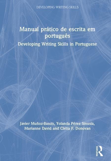 Manual pratico de escrita em portugues als Buch (gebunden)