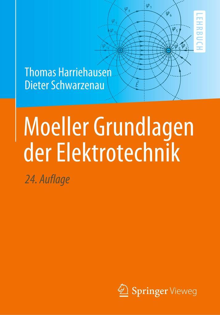 Moeller Grundlagen der Elektrotechnik als Buch (kartoniert)