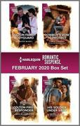 Harlequin Romantic Suspense February 2020 Box Set