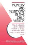 Memory and Testimony in Child Witness