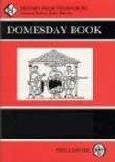 Domesday Book: Cheshire
