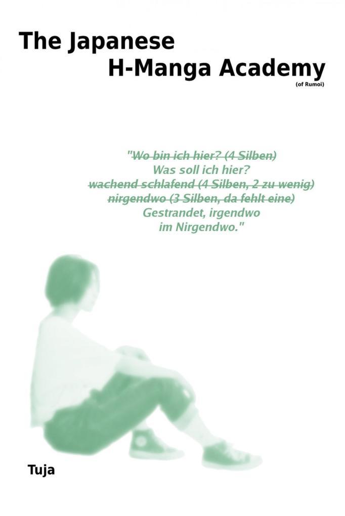 The Japanese H-Manga Academy (of Rumoi) als eBook epub