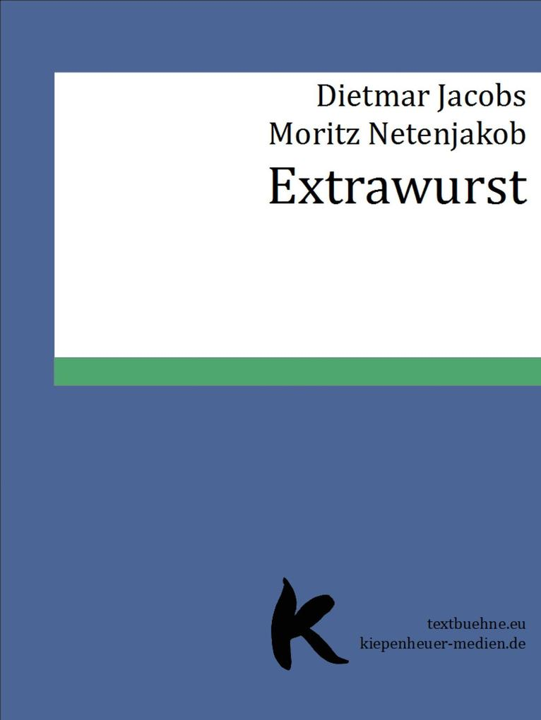 Extrawurst als eBook epub