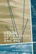 Radar Reflectivity of Land and Sea 3rd Ed.