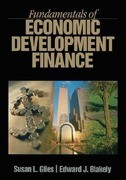Fundamentals of Economic Development Finance