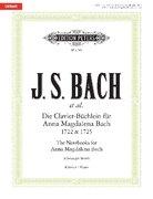 Die Clavier-Büchlein für Anna Magdalena Bach 1722 & 1725 -Urtext- (Auswahlausgabe · Selected Pieces)
