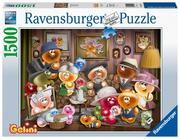 Ravensburger Spiel - Gelini Familienportr., 1500 Teile