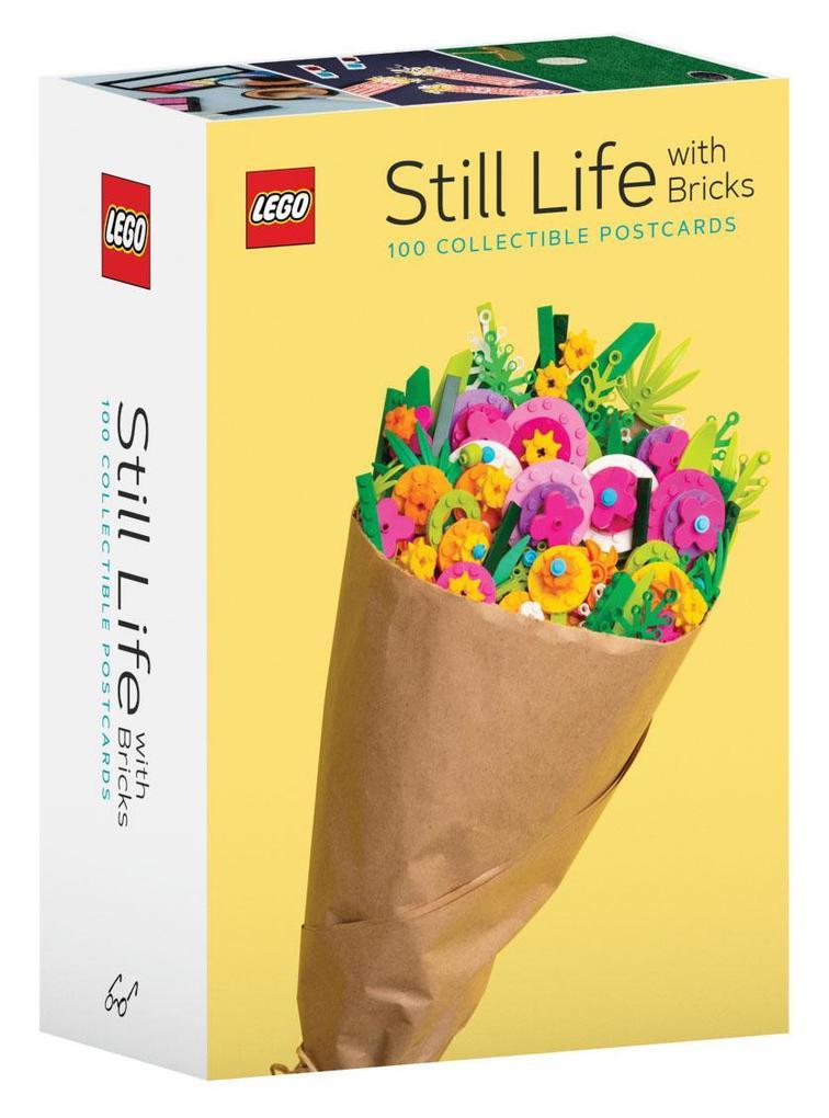 Lego Still Life with Bricks: 100 Collectible Postcards als Sonstiger Artikel