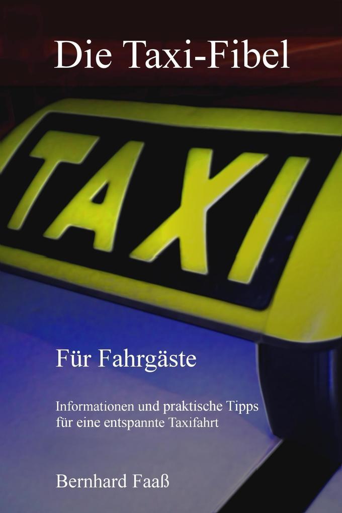Die Taxi-Fibel als eBook epub