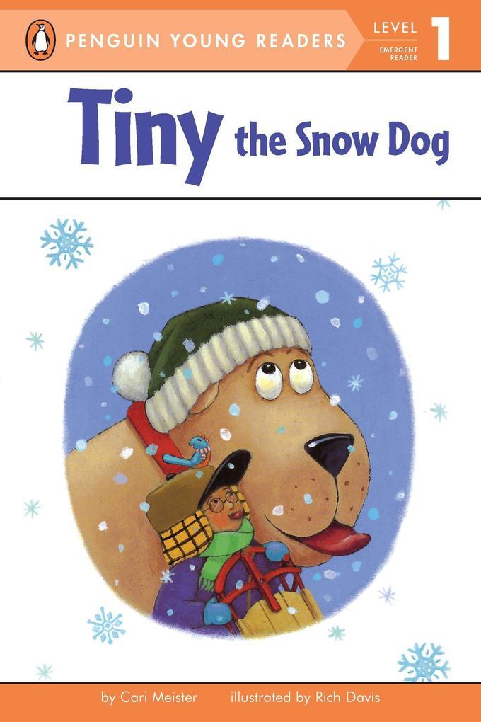 Tiny the Snow Dog als Taschenbuch