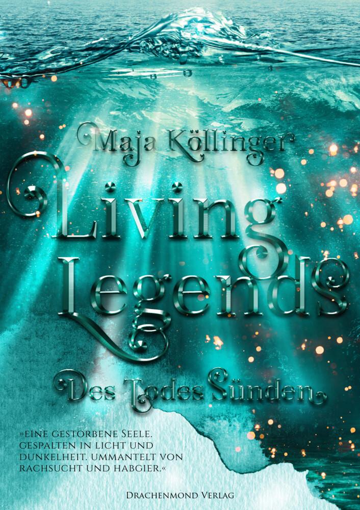 Living Legends als Buch (kartoniert)
