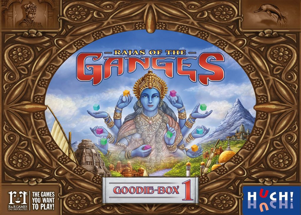 Rajas of the Ganges - Goodie Box 1 als sonstige Artikel