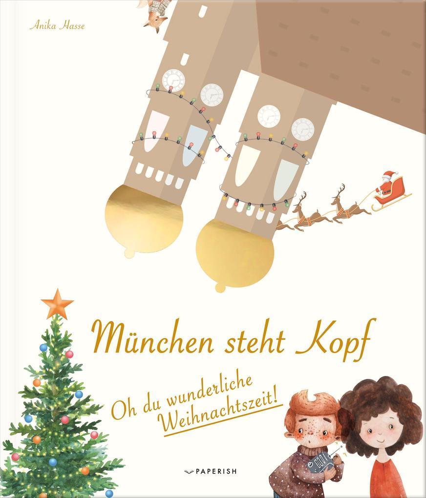 München steht Kopf als Buch (gebunden)