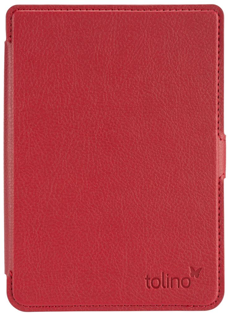 tolino page 2 Slimfit Tasche Rot als Hardware