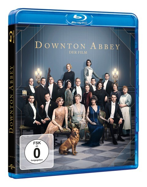 Downton Abbey - der Kinofilm als Blu-ray