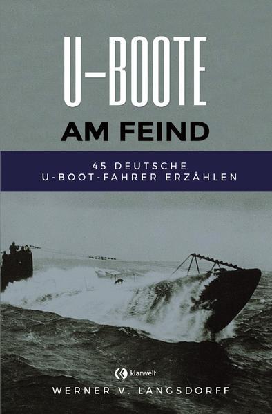 U-Boote am Feind als Buch (kartoniert)