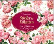 Stickerbuch - Jane Austen (M. Bastin) - Sticker und Etiketten