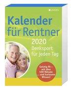 Kalender für Rentner 2020 - Abreißkalender
