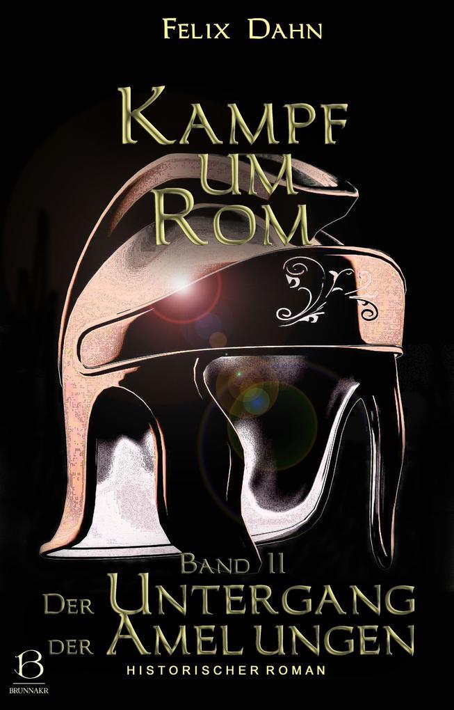 Kampf um Rom. Band II als eBook epub