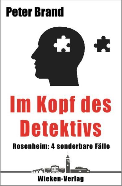 Im Kopf des Detektivs als Buch (gebunden)