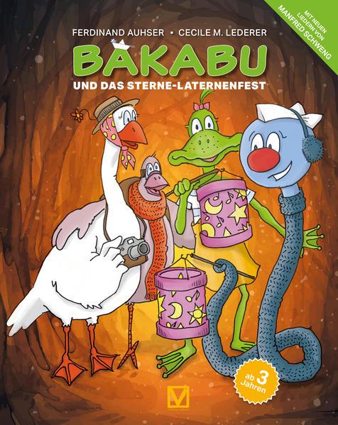 Bakabu und das Sterne-Laternenfest als Buch (gebunden)