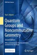 Quantum Groups and Noncommutative Geometry