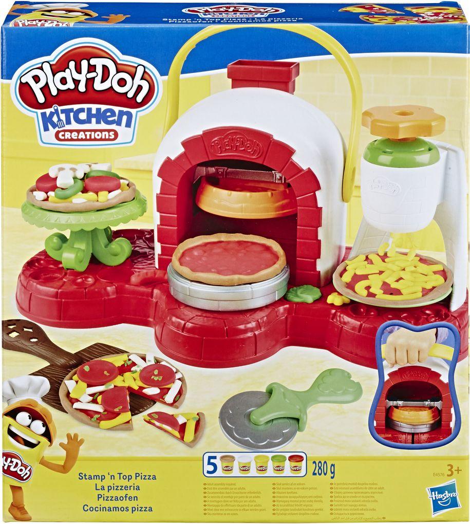 Image of Hasbro - Play-Doh - Pizzaofen