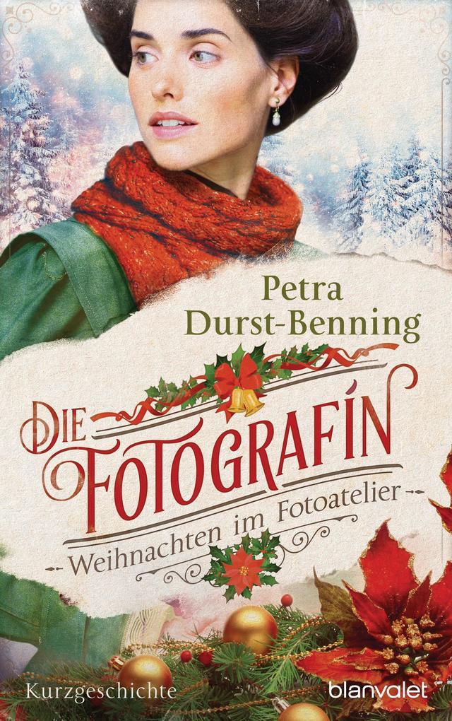 Die Fotografin - Weihnachten im Fotoatelier als eBook epub