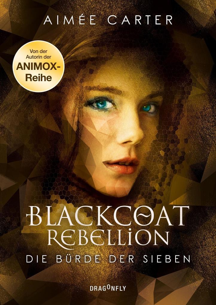 Blackcoat Rebellion - Die Bürde der Sieben als Buch (gebunden)
