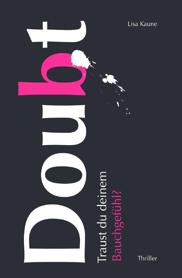 Doubt - Traust du deinem Bauchgefühl? als Buch (kartoniert)