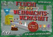 Flucht aus der Weihnachtswerkstatt - Dein Escape-Adventskalender