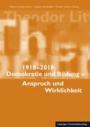 Demokratie und Bildung - Anspruch und Wirklichkeit