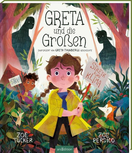 Greta und die Großen als Buch