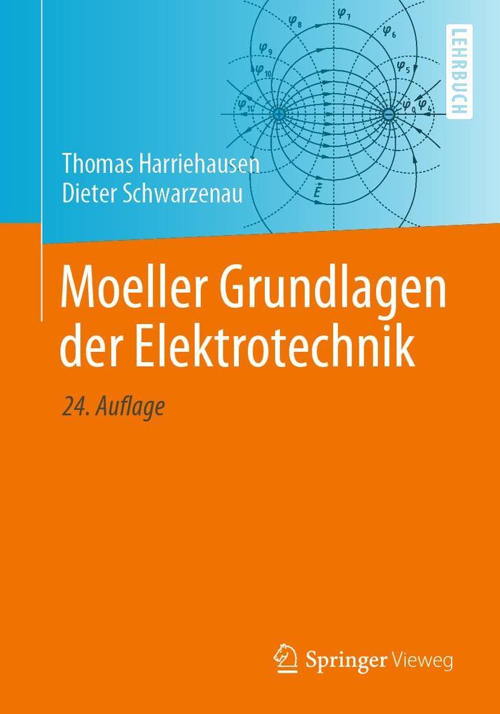 Moeller Grundlagen der Elektrotechnik als eBook pdf