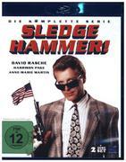 Sledge Hammer - Die komplette Serie - Episode 01-41 + Pilot - New Edition