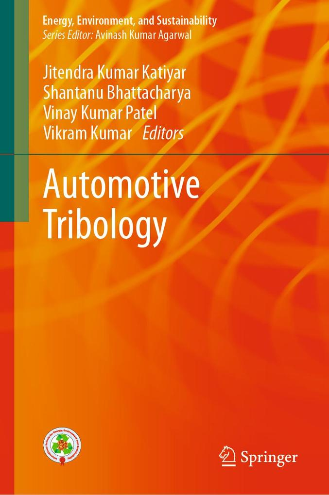Automotive Tribology als eBook pdf