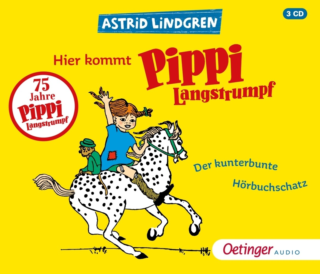 Musik Pippi Langstrumpf