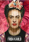 Frida Kahlo - Ich male Blumen, damit sie nicht sterben (Wandkalender 2020 DIN A4 hoch)
