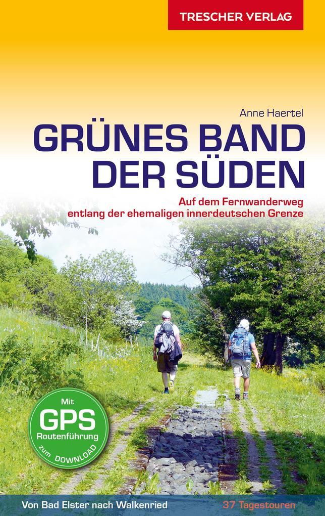 Reiseführer Grünes Band - Der Süden als Buch (kartoniert)