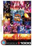 Eurographics 6000-5306 - KISS The Hottest Show on Earth Puzzle