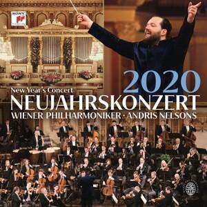 Neujahrskonzert 2020 als CD