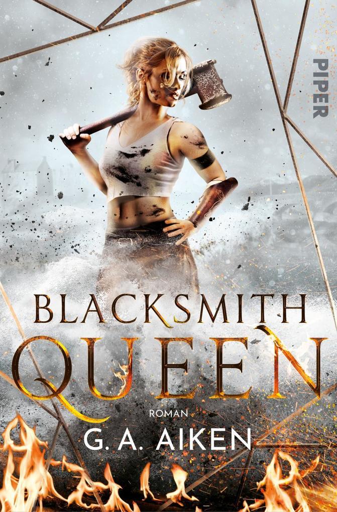 Blacksmith Queen als Taschenbuch