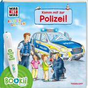 BOOKii® WAS IST WAS Kindergarten Komm mit zur Polizei!