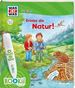 BOOKii® WAS IST WAS Junior Erlebe die Natur!