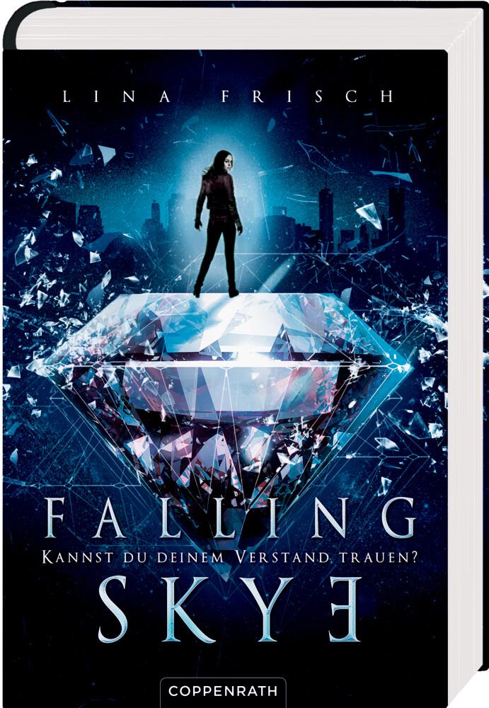 Falling Skye (Bd. 1) als Buch (gebunden)