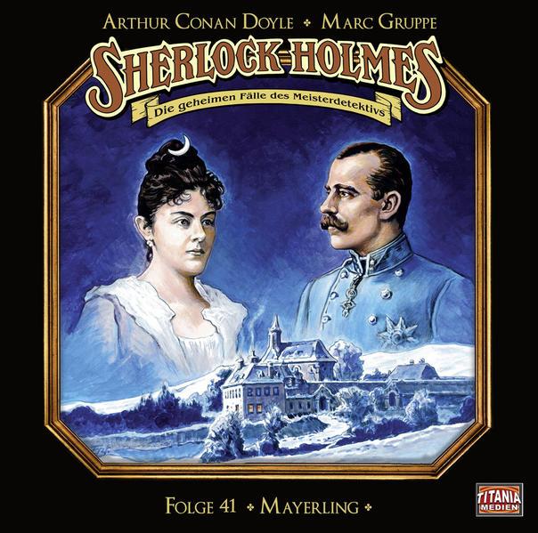 Sherlock Holmes - Folge 41 als Hörbuch CD