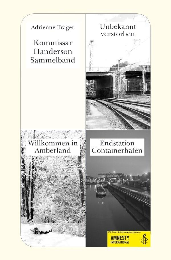 Kommissar Handerson - Sammelband als Buch (kartoniert)